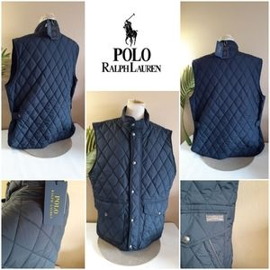 🆕️ POLO Ralph Lauren mens quilted vest XL
